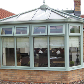 Chartwell Green conservatory