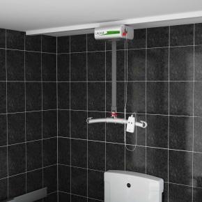 clos-o-mat bathroom hoist