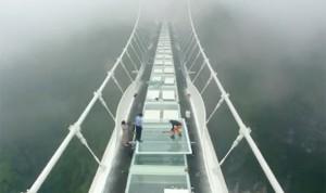 glass bridge test best