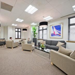 i2 Office in Birmingham, benefitting from Aperio wireless locks