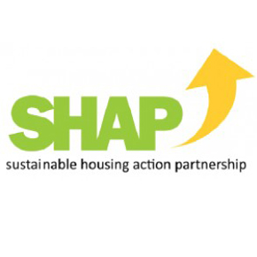Sustainable Housing Action Partnership logo