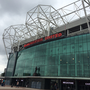 Old Trafford provided only 42% of the recommended wheelchair-accessible spaces recommendation