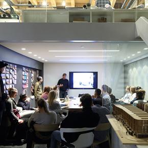 Urban Wood: An Alternative Architecture event at LSBU