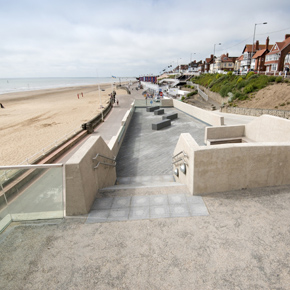 The use of Sika's concrete admixture at Bridlington Pumping Station