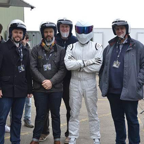 Top Gear experience