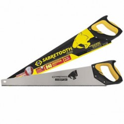 Sabretooth Trade Saw: new handsaw from C.K tools